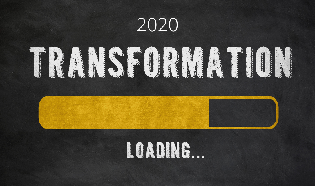 Digital Transformation 2020