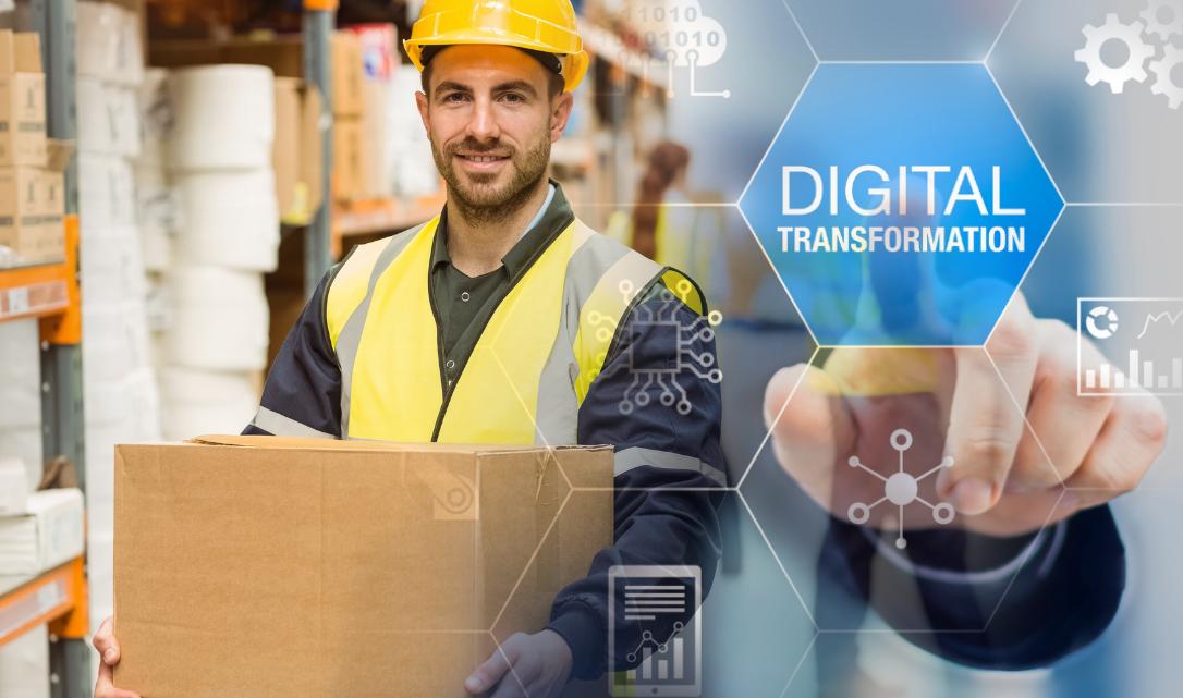 materials management digital transformation